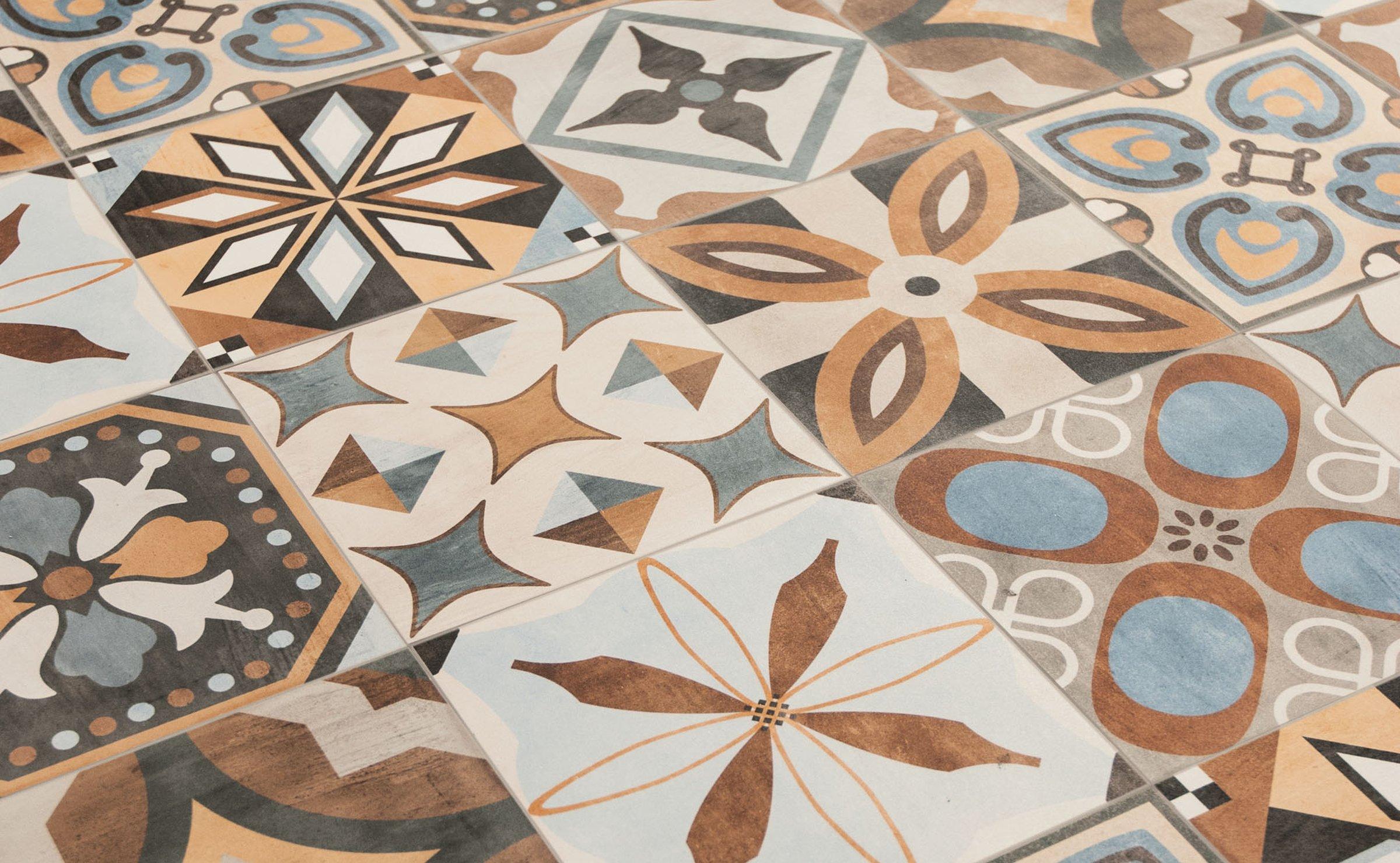 Il fascino delle cementine bhc milano le ceramiche top di gamma
