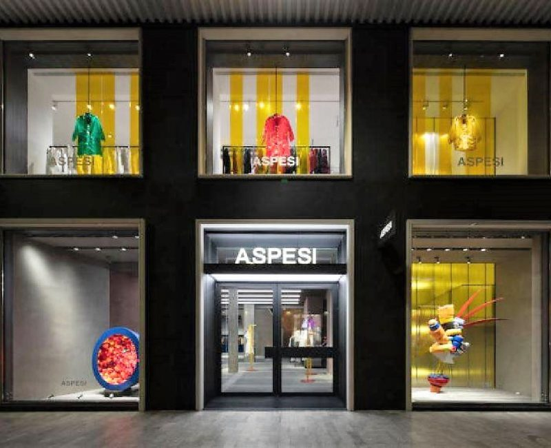 ASPESI RELIES ON BHC MILANO